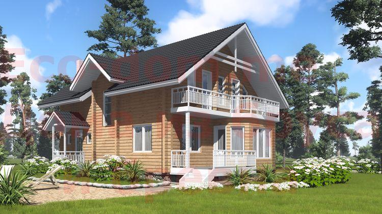 Дом из бревна «под ключ» в Рязани: что необходимо знать об особенностях?