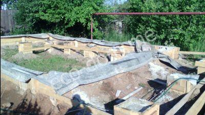 Заливка ленточного фундамента в Переславль-Залесском