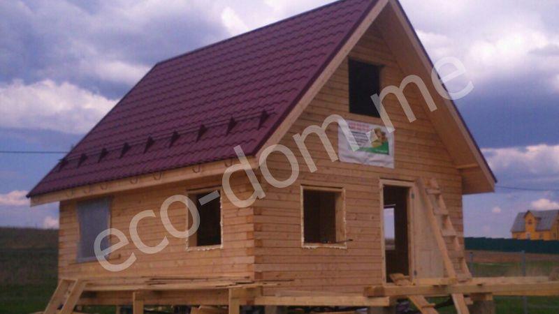 Строительство домов под усадку в Рыбинске