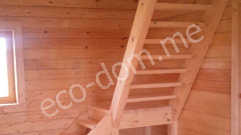 Строительство домов под усадку в Саранске