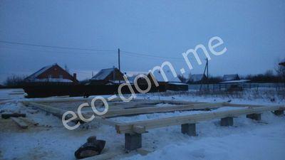 Заливка ленточного фундамента в Орехово-Зуево