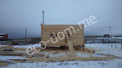 Фундамент на винтовых сваях в Алексине
