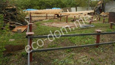 Фундамент на винтовых сваях в Костроме