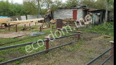 Фундамент на винтовых сваях в Нижнем Новгороде